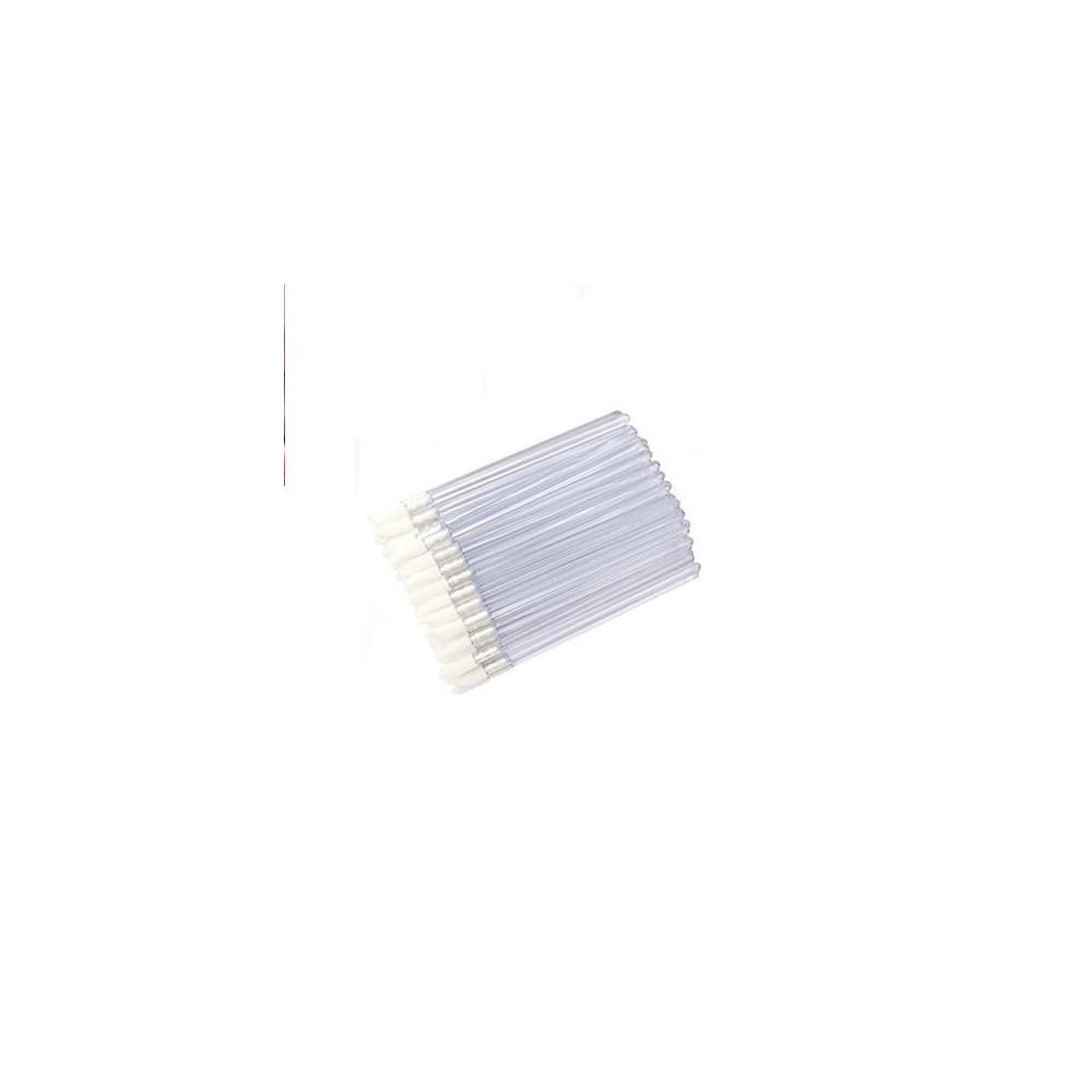 Disposable cosmetic Fiber-Brush Applicators